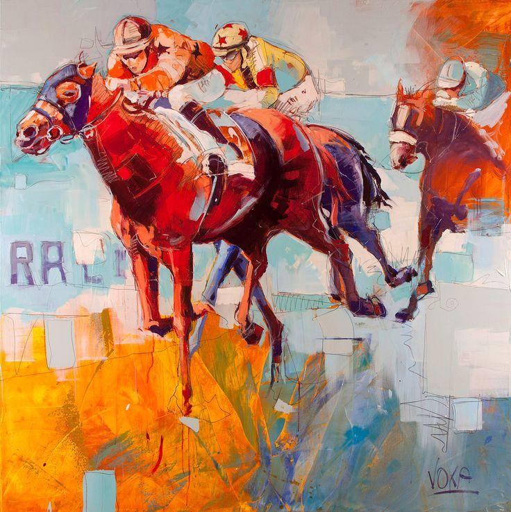 Voka Acrylic Paints