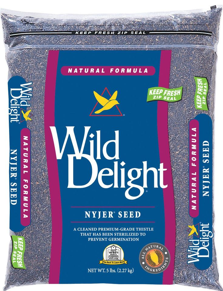 D&d Commodities Ltd.-Wild Delight Nyjer Seed 5 Pound