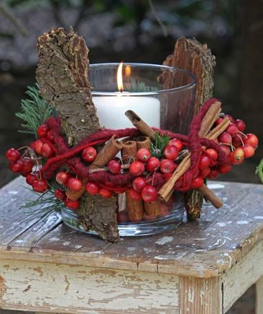 129 best Weihnachtsdeko images on Pinterest Christmas diy