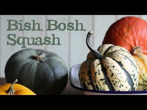 Squash tips from Abel & Cole - YouTube