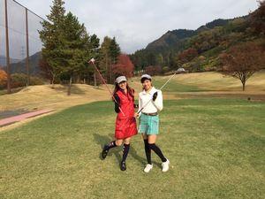 【Callaway Apparel】2way!季節カラーの華やかゴルフコーデ♡ | キャロウェイアパレルガールズサイト