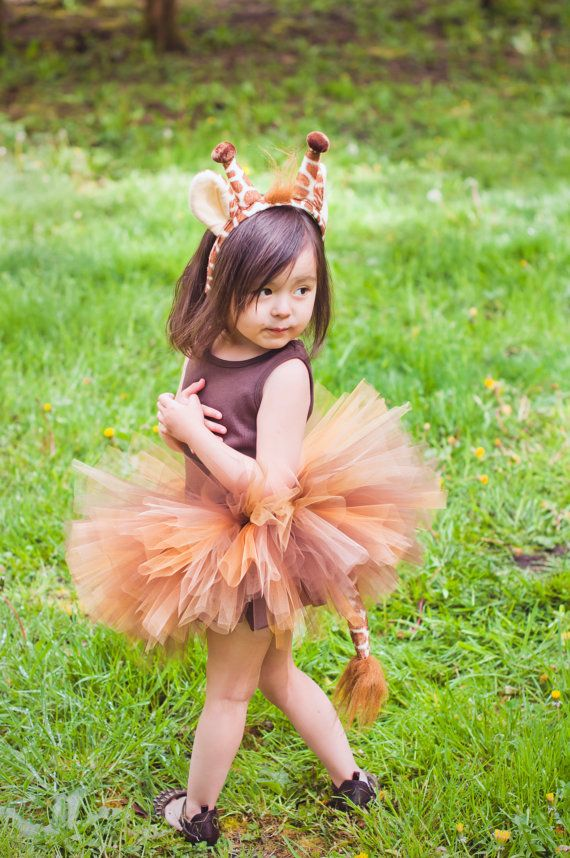 Giraffe Costume by CowboysAndCrowns on Etsy, $35.00