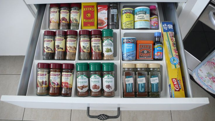 Thank you to Victoria from Paddington NSW for sharing todays tip Do you give a sigh when one of your recipes asks you to add a spice? I used to as my spices were stored in a plastic storage tub o...
