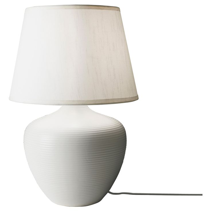 JONSBO GRYBY Table lamp - IKEA - clean and simple $49