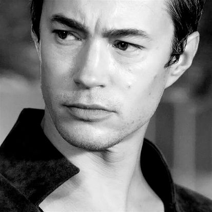 Tom Wisdom...He is so handsome and beautiful and mysterious and alluring at the same time <3 <333