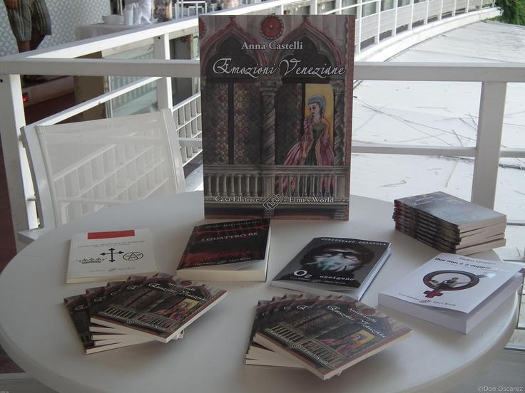 """My novel, """"Emozioni Veneziane"""""""