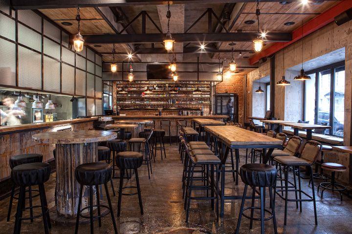 Новое место: Beer Happens: кальмар с кимчи и новые приключения пивных закусок — Еда — Афиша-Город