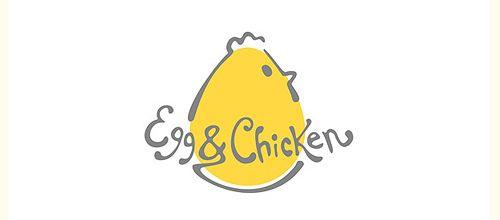 30 Pleasant Designs of Chicken Logo