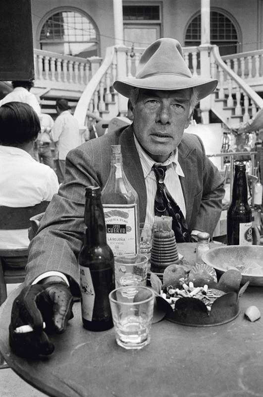 Photographers Gallery - Lee Marvin - Denver by Terry O'Neill (© Terry O'Neill)