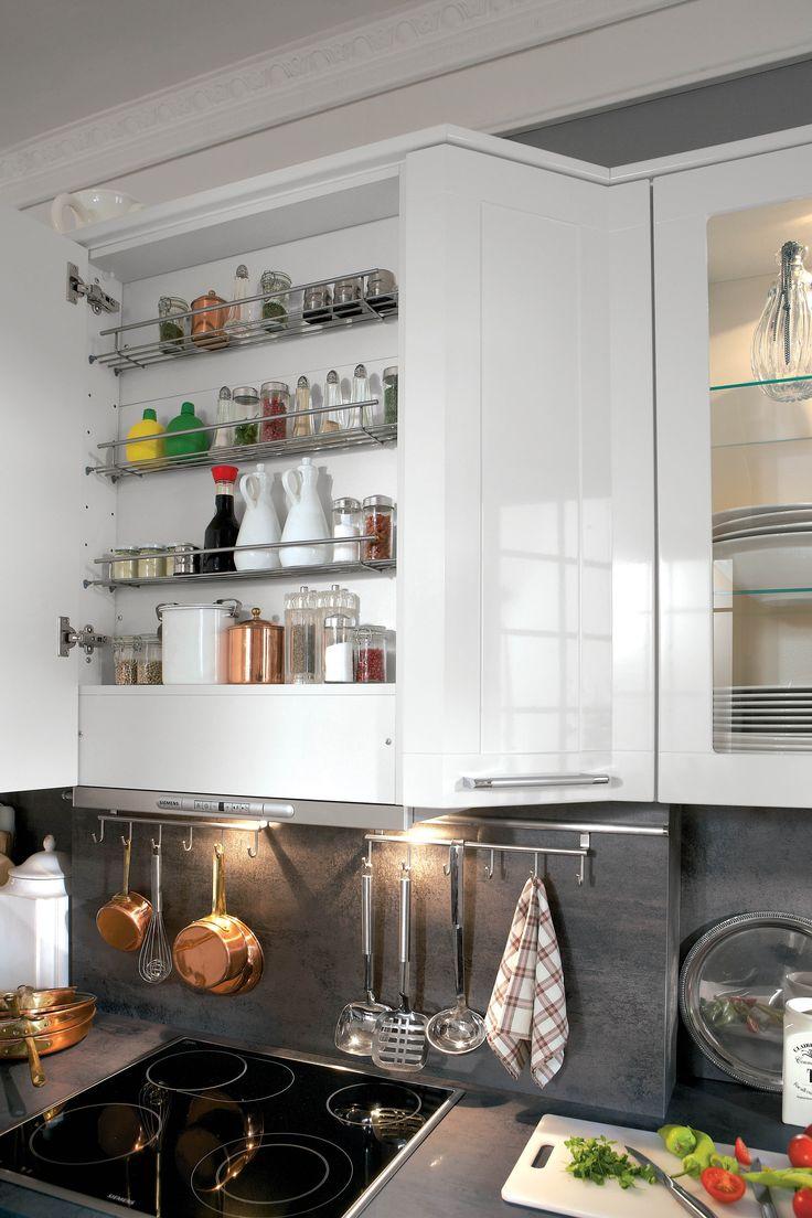 18 best Kitchen Storage images on Pinterest | Kitchen storage ...