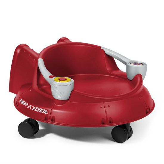 Radio Flyer Spin N Saucer with Sounds