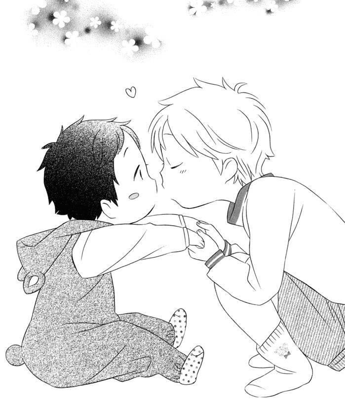 Image result for kimi to boku manga