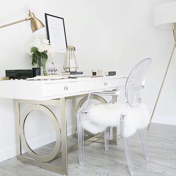 Diy Homeoffice Desk Ideas: POSHESTYLE By Cami On Instagram: I'm O K With Mondays