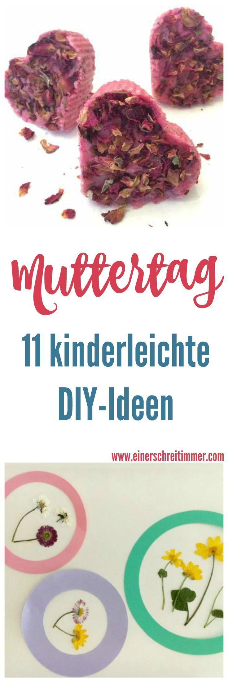Muttertag oder Valentinstag: Mit diesen DIY-Ideen schlägt jedes Herz höher.
