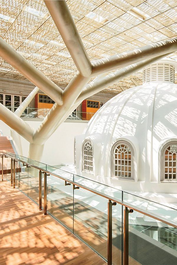Singapore Supreme The New National Gallery Singapore Istana