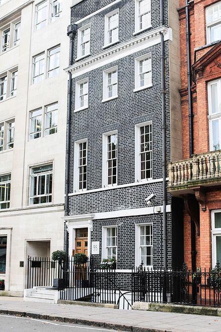 gorgeous facade // london