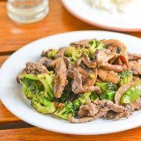 Steak Stir Fry with Mushrooms - Salu Salo Recipes