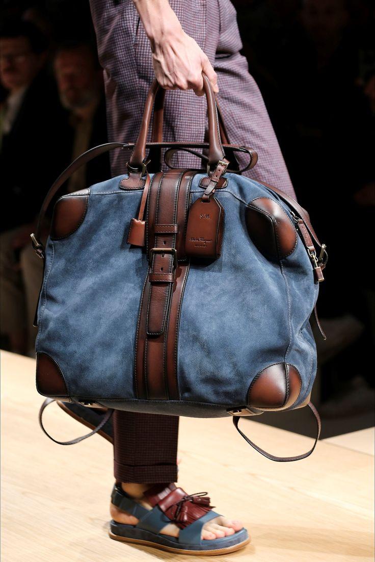 ❤LOVE❤ tassels, fringe... Salvatore Ferragamo menswear s/s 2015