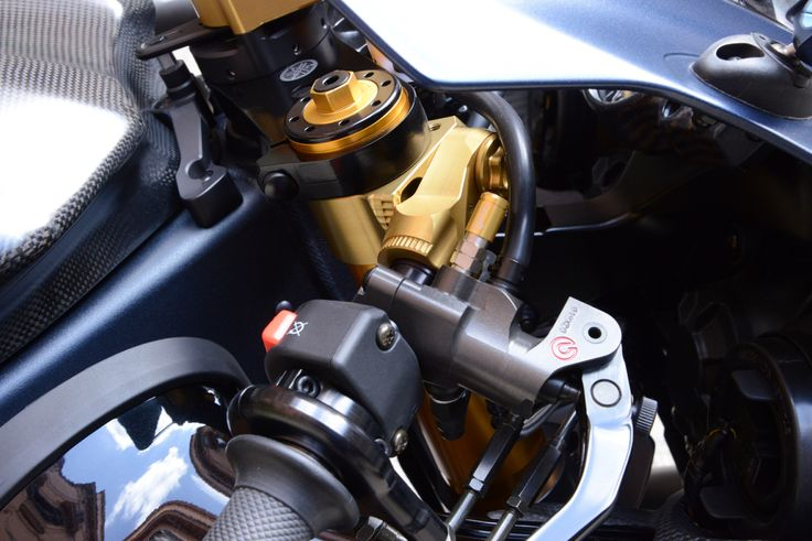 Yamaha R1 SP Brembo BILLET radial pump brake master cylinder 19x20