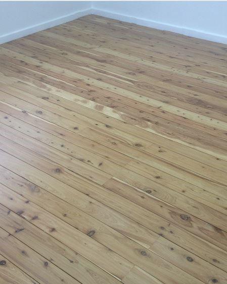 82 best polished pine floor images on pinterest pine flooring pine floors and flooring ideas - Cypress floorboards ...