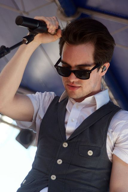 "This just occurred to me; an 'Owens College' commercial came on and when it sings ""Ready Set Go"" it sounds like Brendon Urie. I wonder if it's really him that sings it..."