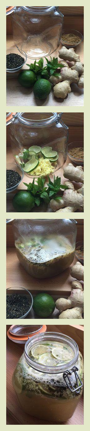 DÉCOCTION DÉTOX RAFRAÎCHISSANTE ... pour vous aider à perdre du poids ! Une infusion rafraichissante et délicieuse pour faire une cure détox pendant quelques semaines : le citron, le cumin, le gingembre et la menthe purifient l'organisme et un peu de miel apporte une petite note sucrée.   Lire la suite /ici :http://www.sport-nutrition2015.blogspot.com