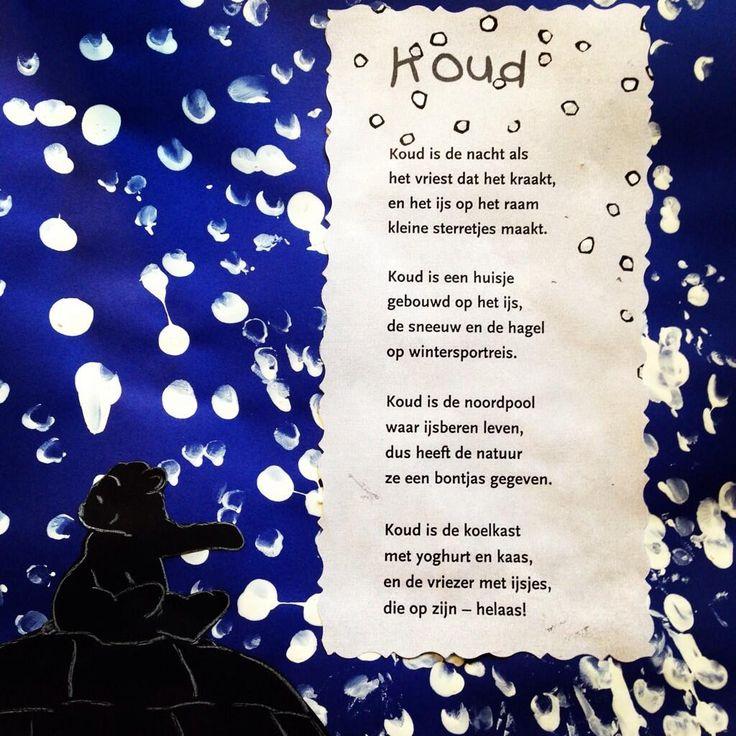 Ook peuters vinden gedichten erg leuk! #gedichtendag #kdv #demaatjes #zevenaar. Donderdag 30 januari 2014. via twitter @birgit_67.