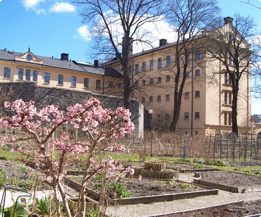 Långholmen hotel/hostel, Stockholm: get banged up for the night in this former prison
