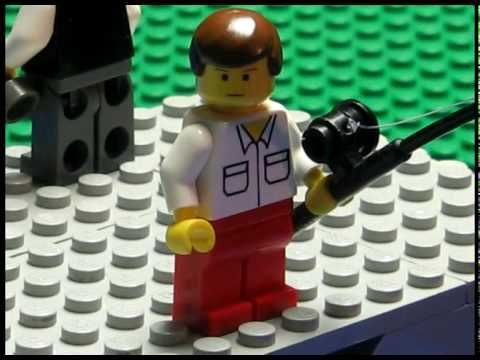 Awesome Lego Camping Video. A must watch!
