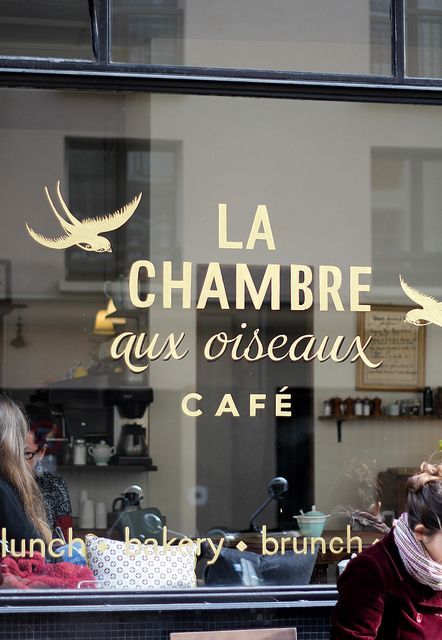 La Chambre aux Oiseaux | 48, rue Bichat Paris 10e 01 40 18 98 49