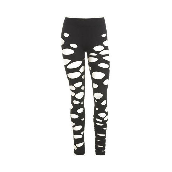 Seamless Holes Legging - Teen Clothing by Wet Seal (18 ARS) ❤ liked on Polyvore featuring pants, leggings, bottoms, tights & leggings, wet seal, seamless leggings, wet seal pants and wet seal leggings