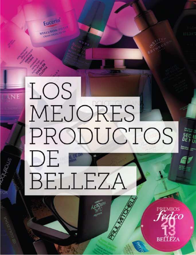 Nominados a los premios de la belleza 2013