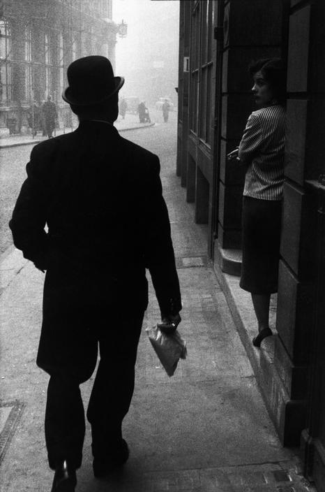 Sergio Larrain, London, England, 1959.