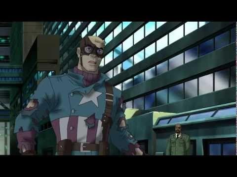 Ultimate Avengers 1 full movie english