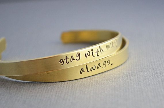PeetaHunger Games 3, Games Stay, Skinny Cuffs, Peeta From Hunger Games, Brass Skinny, Hunger Gamess, Cuffs Pairings, Games Bracelets, Hunger Games3333
