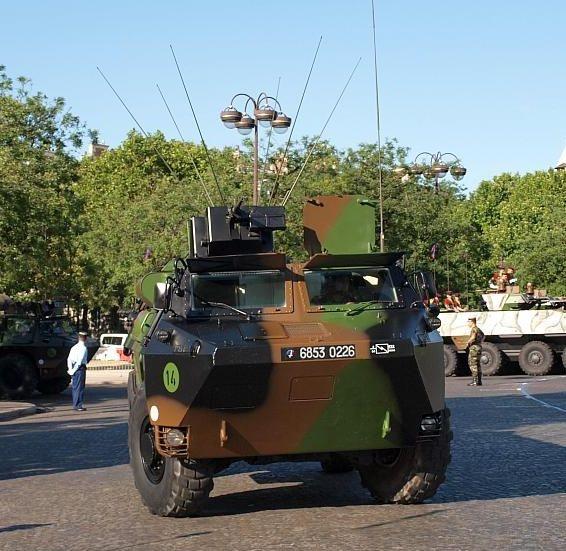 vab vobule brouillage large bande tanks military vehicles pinterest large. Black Bedroom Furniture Sets. Home Design Ideas