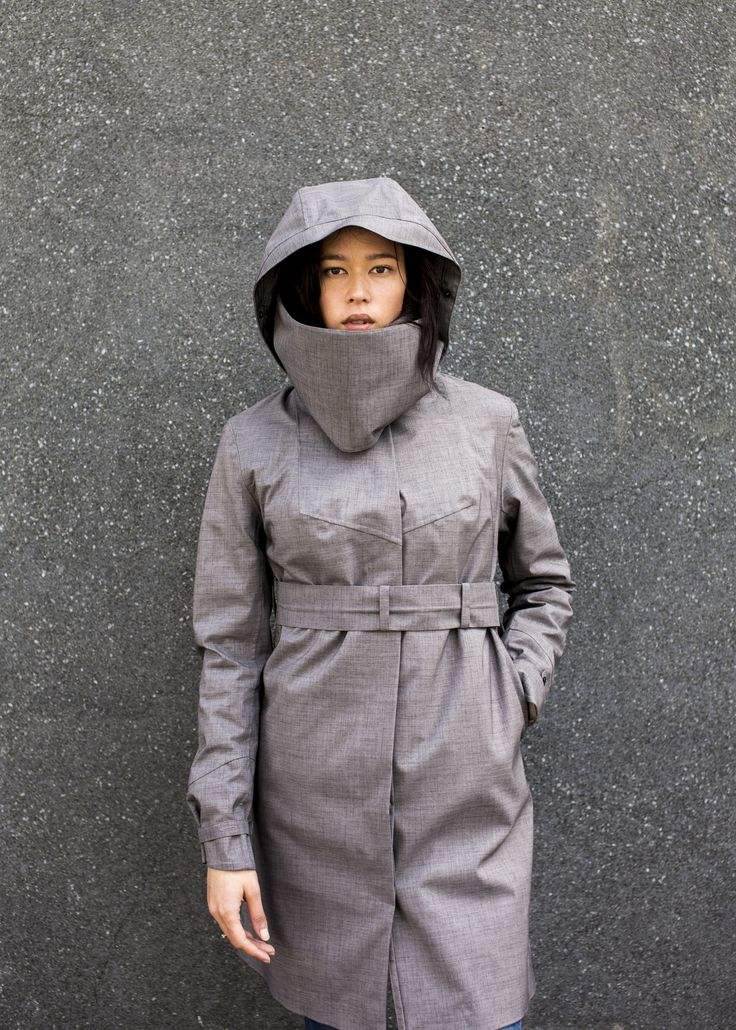 The Soho Femme is a coat that keeps you stylish even in the worst kind of weather.