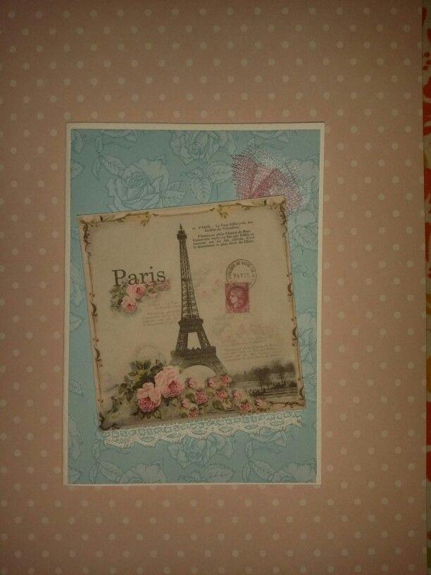 Ρομαντική Ευχετήρια Κάρτα