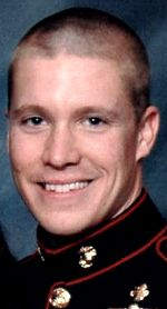"Marine GySgt Daniel J. Price, 27, of Holland, Michigan. Died July 29, 2012, serving during Operation Enduring Freedom. Assigned to 1st Marine Special Operations Battalion, Camp Pendleton, California. Died of wounds sustained when hit by enemy small-arms fire during combat operations in Badghis Province, Afghanistan. RECIPIENT OF SILVER STAR FOR ""CONSPICUOUS GALLANTRY AND VALOR"" in combat against an armed enemy."