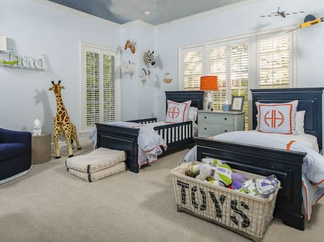 25 Best Ideas About Twin Boys Rooms On Pinterest