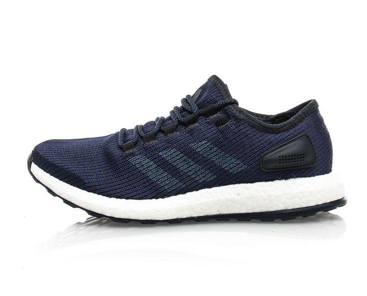 adidas - Pure Boost | Löparskor | Blå | Sportamore.se