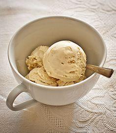 Cómo hacer helado de mascarpone y café. Helados con Thermomix