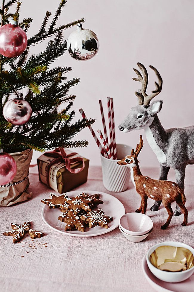 Homelife Country Christmas decorating ideas 4