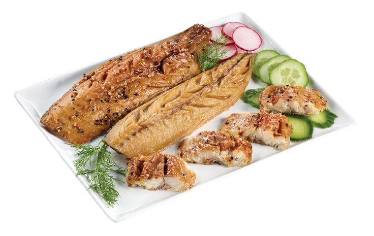 Hot-Smoked Mackerel Fillets from #YummyMarket #Mackerel