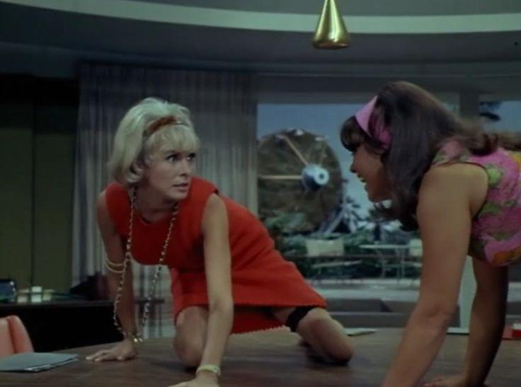 Blonde air hostess taking traveling bbc 3