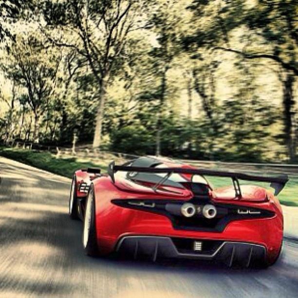 Ferrari Xezri Competizione Edition Concept 2013. Flawless.