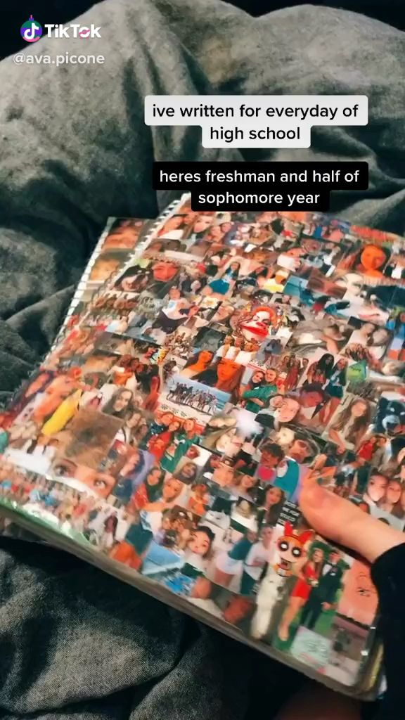 Highschool Ideas Tiktok Video School Scrapbook Diy Gifts For Boyfriend Diy Best Friend Gifts
