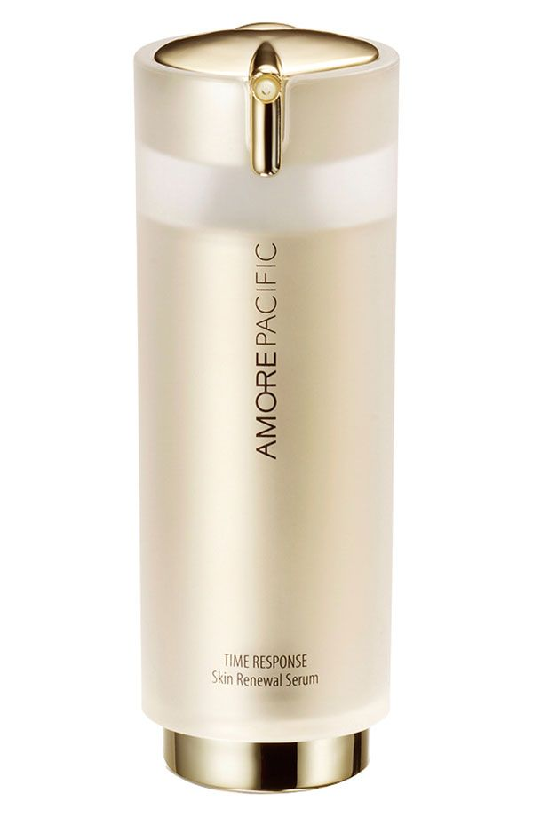$525, amorepacific.com Women (and men) around the world desire youthful-looking skin, and believe us when we say that this timeless serum from Amorepacific is an investment worth making. Made with a Time Response Complex, this renewal serum works to regulate collagen and melanin production, so skin stays hydrated while its elasticity strengthens. More: Best Moisturizers for Hydrated, Supple Skin  - BestProducts.com