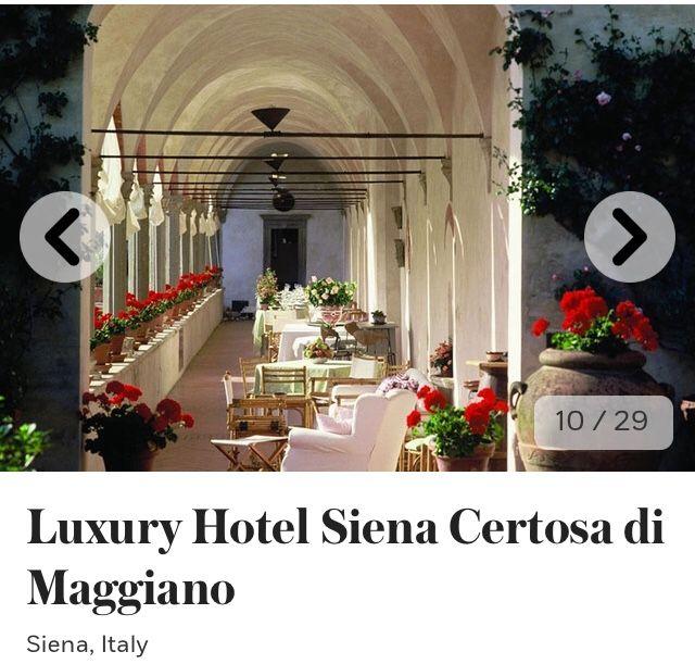 Siena, Italy hotel