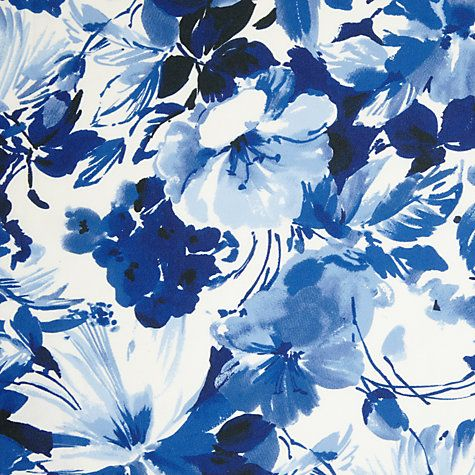 Buy John Lewis Tropical Floral Fabric Online at johnlewis.com